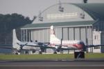 はるたかさんが、入間飛行場で撮影した航空自衛隊 YS-11A-218FCの航空フォト(写真)