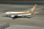 Gambardierさんが、羽田空港で撮影した全日空 737-781の航空フォト(写真)