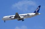 Semirapidさんが、福岡空港で撮影した全日空 767-381/ERの航空フォト(写真)