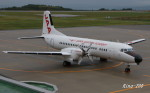 RINA-200さんが、能登空港で撮影した日本航空学園 YS-11A-500の航空フォト(写真)