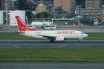 pringlesさんが、福岡空港で撮影したイースター航空 737-73Vの航空フォト(写真)