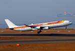 なごやんさんが、中部国際空港で撮影したフィリピン航空 A340-313Xの航空フォト(写真)