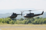 はれ747さんが、たきかわスカイパークで撮影した陸上自衛隊 OH-6Dの航空フォト(写真)