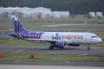 cassiopeiaさんが、成田国際空港で撮影した香港エクスプレス A320-232の航空フォト(写真)