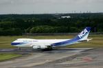MOHICANさんが、成田国際空港で撮影した日本貨物航空 747-281B(SF)の航空フォト(写真)