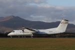 Tomochanさんが、函館空港で撮影した国土交通省 航空局 DHC-8-315Q Dash 8の航空フォト(写真)