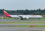 じーく。さんが、成田国際空港で撮影したイベリア航空 A340-642の航空フォト(写真)