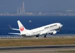 tuckerさんが、中部国際空港で撮影した日本航空 737-846の航空フォト(写真)