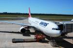 rYo1007さんが、ブリスベン空港で撮影したカンタス航空 A330-202の航空フォト(写真)