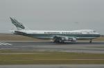 Koenig117さんが、中部国際空港で撮影したエバーグリーン航空 747-212B(SF)の航空フォト(写真)