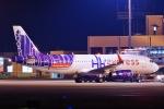 うらしまさんが、高松空港で撮影した香港エクスプレス A320-232の航空フォト(写真)