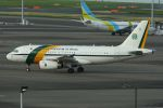tomoMTさんが、羽田空港で撮影したブラジル空軍 A319-133X CJの航空フォト(写真)
