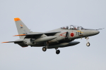 だびでさんが、入間飛行場で撮影した航空自衛隊 T-4の航空フォト(写真)