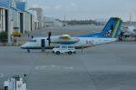 Cスマイルさんが、那覇空港で撮影した琉球エアーコミューター DHC-8-103 Dash 8の航空フォト(写真)