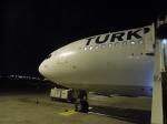 ハピネスさんが、アタテュルク国際空港で撮影したターキッシュ・エアラインズ A330-203の航空フォト(写真)
