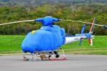 Dojalanaさんが、鹿部飛行場で撮影した中日本航空 AS350B3 Ecureuilの航空フォト(写真)