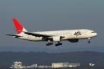 えすてるさんが、新千歳空港で撮影した日本航空 777-246の航空フォト(写真)