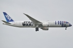 Wings Flapさんが、成田国際空港で撮影した全日空 787-9の航空フォト(写真)
