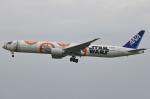 Wings Flapさんが、成田国際空港で撮影した全日空 777-381/ERの航空フォト(写真)