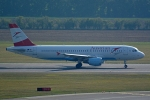 kansai-spotterさんが、ウィーン国際空港で撮影したオーストリア航空 A320-214の航空フォト(写真)