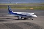 not-88さんが、羽田空港で撮影した全日空 A320-211の航空フォト(写真)