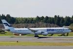 Yamato787さんが、成田国際空港で撮影したフィンエアー A340-313Xの航空フォト(写真)