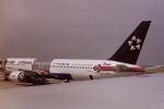 りゅうさんさんが、パリ シャルル・ド・ゴール国際空港で撮影したスカンジナビア航空 767-383/ERの航空フォト(写真)