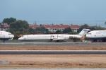 Tomaさんが、アタテュルク国際空港で撮影したマーハーン航空 MD-82 (DC-9-82)の航空フォト(写真)
