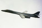 apphgさんが、シンガポール・チャンギ国際空港で撮影したアメリカ空軍 B-1B Lancerの航空フォト(写真)