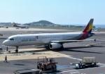 こじゆきさんが、済州国際空港で撮影したアシアナ航空 A321-231の航空フォト(写真)