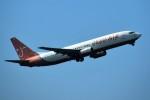 こじゆきさんが、済州国際空港で撮影したチェジュ航空 737-85Fの航空フォト(写真)