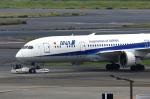 どらいすたーさんが、羽田空港で撮影した全日空 787-881の航空フォト(写真)