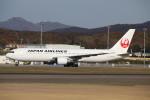 Takashi neon-pa2Nさんが、函館空港で撮影した日本航空 767-346の航空フォト(写真)