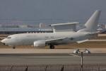 AkilaYさんが、金海国際空港で撮影した大韓民国空軍 737-7ES Wedgetailの航空フォト(写真)