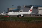 takakei21892000さんが、成田国際空港で撮影した日本航空 767-346/ERの航空フォト(写真)