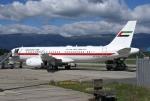 やまっちさんが、ジュネーヴ・コアントラン国際空港で撮影したアミリ フライト A320-232の航空フォト(写真)