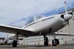 アボさんが、能登空港で撮影した日本航空学園 Taifun 17E IIの航空フォト(写真)