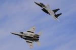 花田花男さんが、岐阜基地で撮影した航空自衛隊 F-15J Eagleの航空フォト(写真)