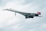 NH642さんが、ロンドン・ヒースロー空港で撮影したブリティッシュ・エアウェイズ Concorde 102の航空フォト(写真)