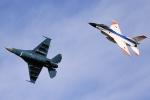 花田花男さんが、岐阜基地で撮影した航空自衛隊 F-2Aの航空フォト(写真)