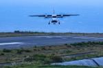 アミーゴさんが、神津島空港で撮影した新中央航空 228-212の航空フォト(写真)