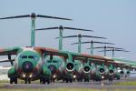 PASSENGERさんが、入間飛行場で撮影した航空自衛隊 C-1の航空フォト(写真)