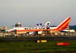 Cygnus00さんが、成田国際空港で撮影したカリッタ エア 747-481F/SCDの航空フォト(写真)