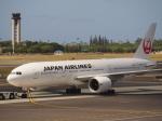 ken1☆MYJさんが、ホノルル国際空港で撮影した日本航空 777-246/ERの航空フォト(写真)