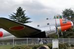 daisuke1228さんが、所沢航空記念公園で撮影した航空自衛隊 C-46A-60-CKの航空フォト(写真)