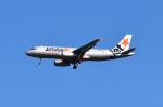 Timothyさんが、成田国際空港で撮影したジェットスター・ジャパン A320-232の航空フォト(写真)