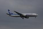 しかばねさんが、成田国際空港で撮影した全日空 767-381/ERの航空フォト(写真)