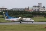 kikiさんが、宮古空港で撮影した琉球エアーコミューター DHC-8-103 Dash 8の航空フォト(写真)