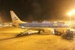 Ridleyさんが、パリ シャルル・ド・ゴール国際空港で撮影したKLMオランダ航空 737-7K2の航空フォト(写真)