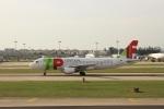 Ridleyさんが、リスボン・ウンベルト・デルガード空港で撮影したTAP ポルトガル航空 A320-214の航空フォト(写真)